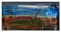 Austin Bus Fine-Art Print