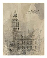Remembering London Fine-Art Print
