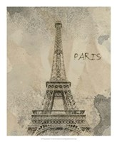 Remembering Paris Fine-Art Print