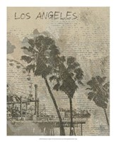 Remembering Los Angeles Fine-Art Print