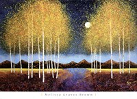 Full Moon Panorama Fine-Art Print