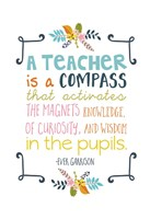 Teacher Quote Fine-Art Print