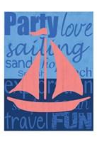 Beach Sail Fine-Art Print