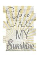 You Are My Sunshine 2 Fine-Art Print