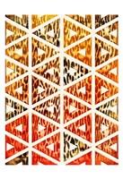 Triangular Animals Bright Fine-Art Print