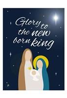 Nativity King Fine-Art Print