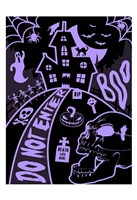 Haunted Fun House Fine-Art Print