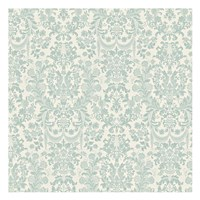 Floral Pattern Reverse Fine-Art Print