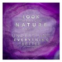 Look Nature Fine-Art Print