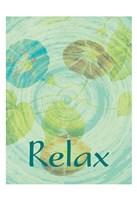 Relax Flora Fine-Art Print
