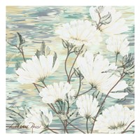 White Water Flower 3 Fine-Art Print
