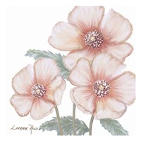 Pink Poppies 1 Fine-Art Print