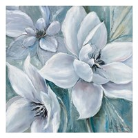 White Satin Fine-Art Print