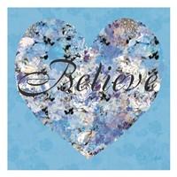Believe From Your Heart Fine-Art Print