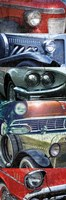 Grunge Cars 1 Fine-Art Print