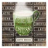 Caffe Mocha Two Fine-Art Print