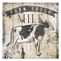 Farm Fresh Milk Fine-Art Print