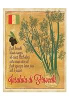 Insalata di Finocchi Fine-Art Print