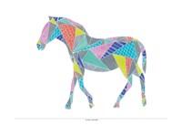 Colorpoly Horsia Fine-Art Print