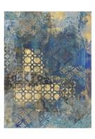 Ornate Azul C2 Fine-Art Print