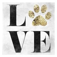 Love My Pet Fine-Art Print