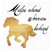 Miles Ahead Fine-Art Print