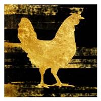 Rich Rooster Fine-Art Print
