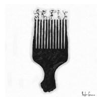 Afro Pick Fine-Art Print