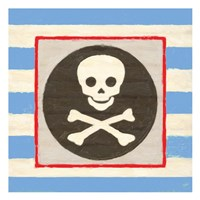 Pirate Stripe Fine-Art Print