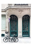 Art Nouveau Door Fine-Art Print