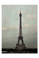 Eiffel Sepia Fine-Art Print