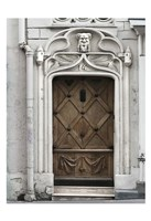 Paris Door Fine-Art Print