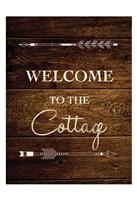 Cottage Fine-Art Print