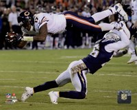 Alshon Jeffery 2015 Action Fine-Art Print