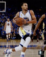 Stephen Curry 2015-16 Action Fine-Art Print