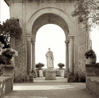 Giardini Italiano V Fine-Art Print