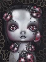 Ladybug Girl Fine-Art Print