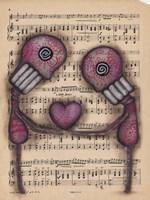 Nuestro Amor Eterno Fine-Art Print
