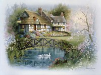 Cottage 3 Fine-Art Print