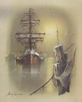 Boat A Fine-Art Print