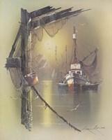 Boat B Fine-Art Print