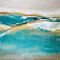 Aqua Quartz Fine-Art Print