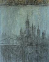 Urban Fog I Fine-Art Print