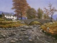 Old Packhorse Bridge Fine-Art Print