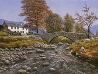 Old Packhorse Bridge Fine-Art Print
