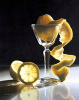 Twisted Lemon Fine-Art Print