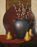 Still Life with Black Vase Fine-Art Print