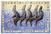 Sea Monkeys Fine-Art Print
