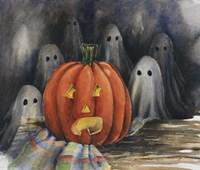 Oooooohh, Ghostly Fine-Art Print