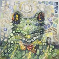 Froggy Fine-Art Print